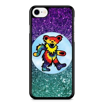 The Grateful Dead Bear iPhone 8 Case