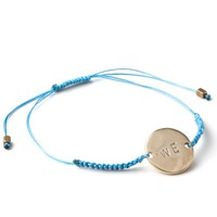 Me To We We Nino Word Bracelet - Womens Jewelry - Blue - One