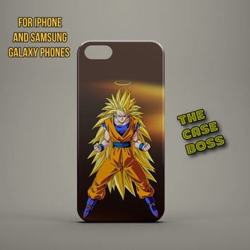 SAIYAN LEVEL UP Design Custom Phone Case for iPhone 6 6 Plus iPhone 5 5s 5c iphone 4 4s Samsung Galaxy S3 S4 S5 Note3 Note4 Fast!