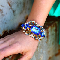 Your Kind of Royal {Bracelet}