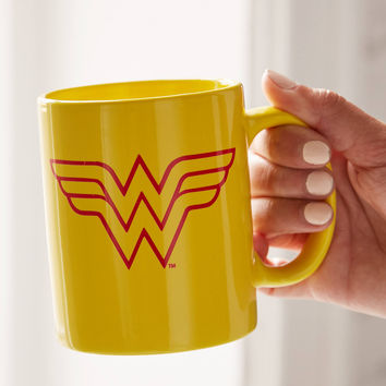 Wonder Woman Mug | Urban Outfitters
