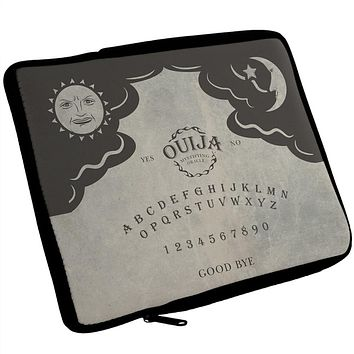 Halloween Ouija Board Artist's Journal Travel Bag