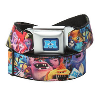 Disney Monsters University Character Seat Belt Belt
