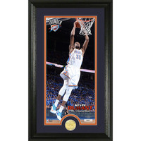 Kevin Durant Bronze Coin Panoramic Photo Mint