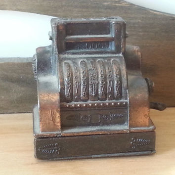 Vintage Cash Register Pencil Sharpener