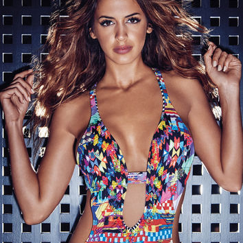 Agua Bendita Trama - One Piece Swimwear