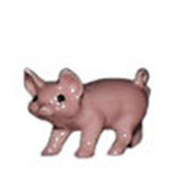 Pig Standing (Pink)