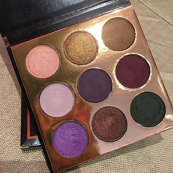BEAUTY GLAZED Eyeshadow Palette - Majestic