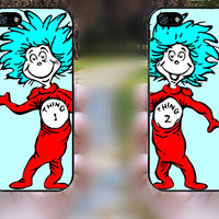 iphone 5c case,iphone 5c cases,iphone 5c cover,cute iphone 5c case,cool iphone 5c case--thing 1 and thing 2,in plastic,silicone.
