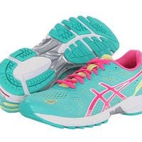 ASICS GEL-DS Trainer® 19 Emerald/Hot Pink/Sunny Lime - Zappos.com Free Shipping BOTH Ways
