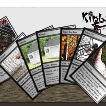 Kinbaku, The BDSM Card Game - Help to Fund this Card Game!