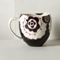 Gloriosa Mug by Anthropologie