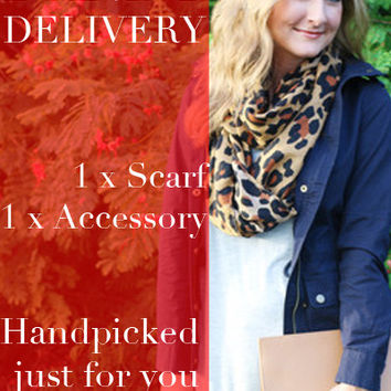 Surprise Dandy Delivery - Double Scarf Combo