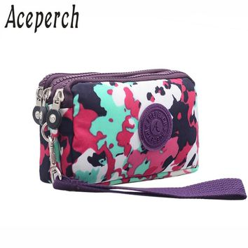 ACEPERCH Fashion Women Cosmetic Pouch Bags Ladies Makeup Organizer Bag Flannel Pouch Cosmetic Bag Monedero Bolsa Feminina kiple