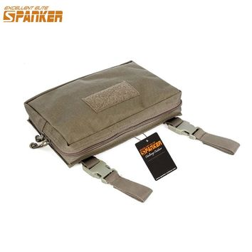 EXCELLENT ELITE SPANKER Outdoor Tactical Utility Pouch Magazine Pocket AMP Hunting Military Attachable Vest Equipment Accessory