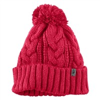 The North Face Women's Rigsby Pop Pom Beanie @ Sun and Ski Sports