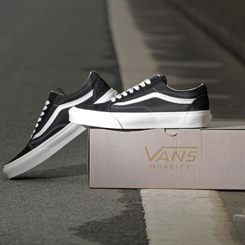 Vans Vault x Our Legacy Old Skool Pro¡¯92 Flats Sneakers Sport Shoes1