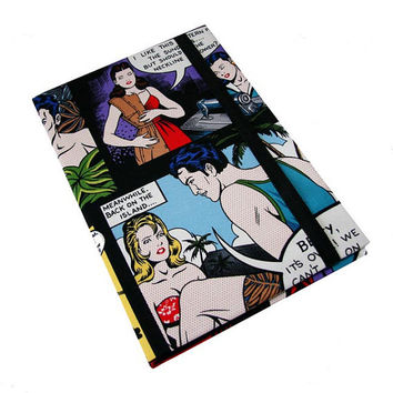 iPad Case Air 2 3 4 Mini Comic Print 1 Hard Case iPad Cover, iPad Sleeve, i Pad stand up Leather closure