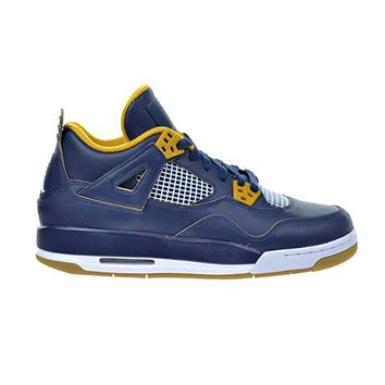 AIR JORDAN 4 Basketball Shoes High-Top Cushion Sneakers For Men