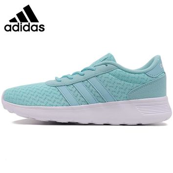 Original New Arrival 2017 Adidas NEO Label LITE RACER w Women's Skateboarding Shoes