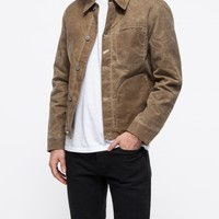 Rogue Territory Supply Jacket Waxed Canvas