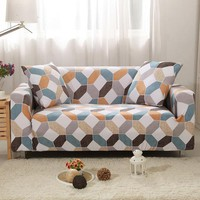 Universal Stretch Sofa Sectional Couch Slipcover