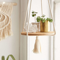 Small Treasures Floating Shelf - Urban Outfitters