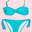 The Lakeside Bikini - Teal