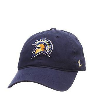 Licensed San Jose State Spartans Official NCAA Scholarship Adjustable Hat Cap by Zephyr KO_19_1