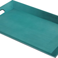 Bria Tray - Turquoise