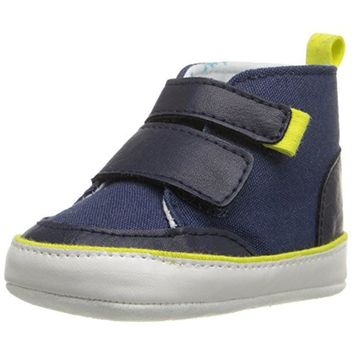 Rosie Pope Kids Footwear Love For Music Infant Boys  Crib Shoes