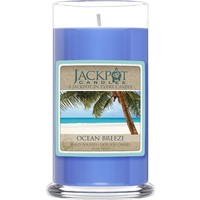 Jackpot Candles Ocean Breeze Jewelry Candle