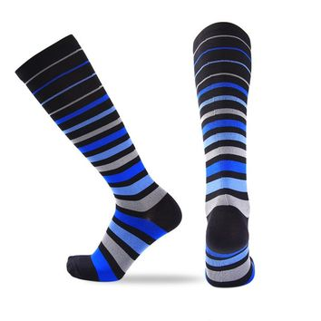 Men Women Compression Socks Fit for long Socks Boost socks men Travel Boost Leg Support Stretch Compression Calcetin
