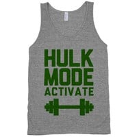 Hulk Mode Activate | Activate Apparel