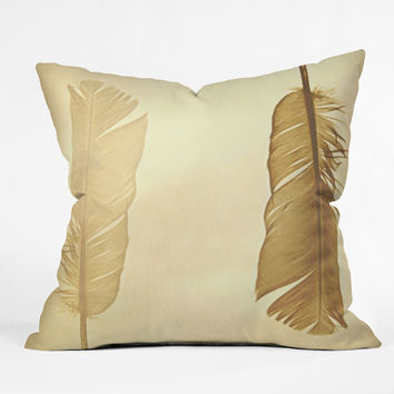 Shannon Clark Side By Side Throw Pillow