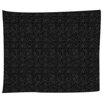 White Dots Tapestry