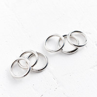 Rounded Multi Ring Pack   Urban Outfitters