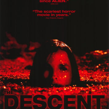 The Descent 11x17 Movie Poster (2006)