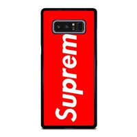 SUPREME 2 Samsung Galaxy Note 8 Case Cover