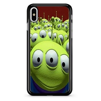 Toy Story Aliens The Claw iPhone X Case