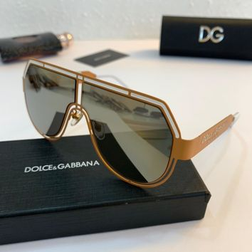 Dolce&Gabbana DG Men Women Fashion Popular Summer Sun Shades Eyeglasses Glasses Sunglasses