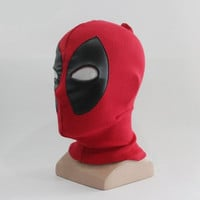 New Deadpool  Masks Cosplay  Cosplay Costume X-men Hats Arrow Fabrics Full Face Mask Halloween