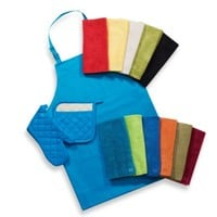 MU Kitchen™ Apron and Kitchen Towel Ensemble