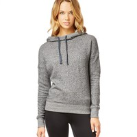 Drop-Shoulder Popover Lounge Hoodie