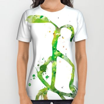 Pickett Bowtruckle All Over Print Shirt by MonnPrint