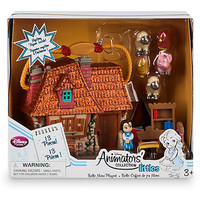 Disney Store Animator's Collection Littles Belle Micro Doll Playset New with Box