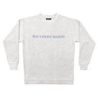 Sunday Morning Sweater in Oatmeal by Southern Marsh - FINAL SALE