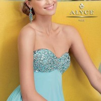 Alyce 6028 Dress at Peaches Boutique