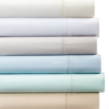 Martha Stewart Collection Sheet Sets, 360 Thread Count Cotton Percale
