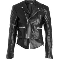 Balenciaga Motorcycle Jacket at Barneys.com